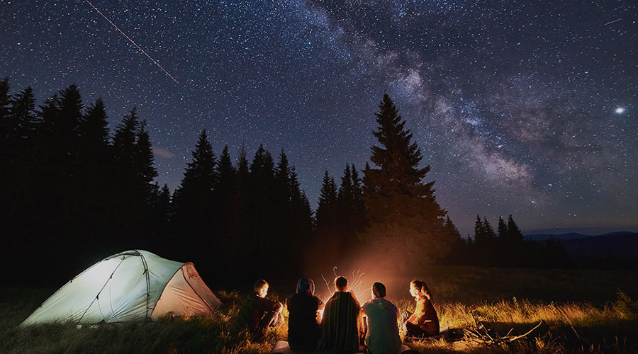 Guide to Camping in the Hocking Hills
